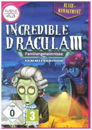 Incredible Dracula III, Familiengeheimnisse, 1 DVD-ROM (Sammleredition) | Dodax.co.jp