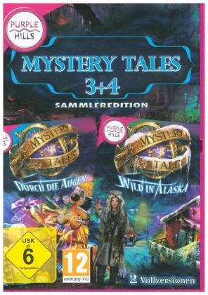 Mystery Tales 3 + 4, 1 DVD-ROM (Sammleredition) | Dodax.co.jp
