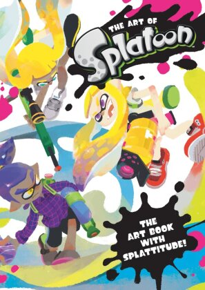 The Art of Splatoon | Dodax.ch