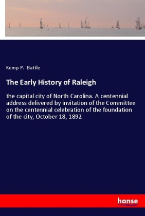 The Early History of Raleigh   Dodax.ch