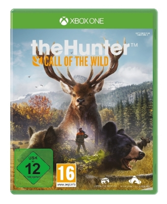 The Hunter, Call of the Wild, 1 Xbox One-Blu-ray Disc | Dodax.ch