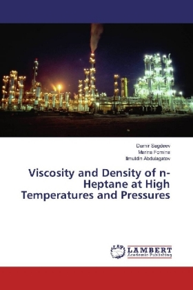 Viscosity and Density of n-Heptane at High Temperatures and Pressures | Dodax.pl