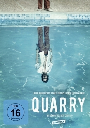 Quarry. Staffel.1, 3 DVDs | Dodax.ch
