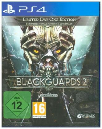 Blackguards 2, 1 PS4-Blu-Ray Disc (Limited Day One Edition) | Dodax.pl