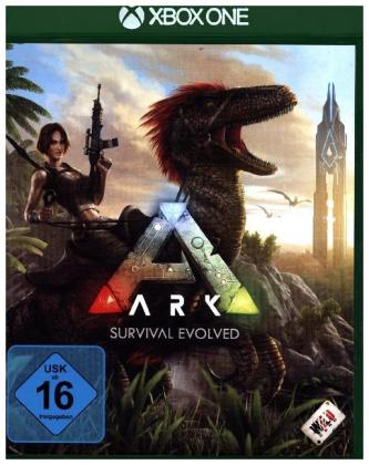 ARK, Survival Evolved, 1 Xbox One-Blu-ray Disc | Dodax.fr