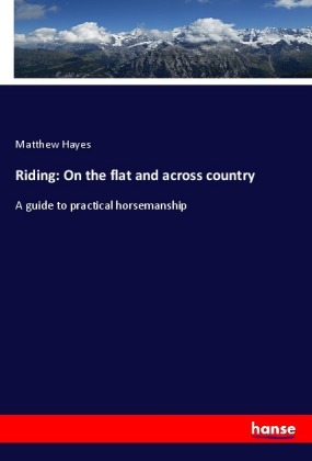 Riding: On the flat and across country | Dodax.pl