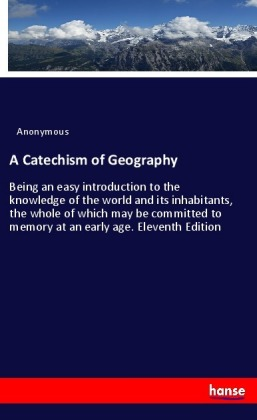 A Catechism of Geography | Dodax.pl