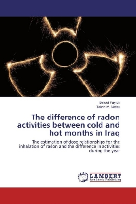 The difference of radon activities between cold and hot months in Iraq | Dodax.co.uk