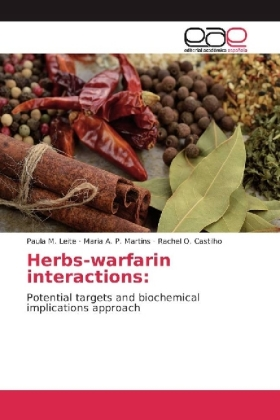 Herbs-warfarin interactions: | Dodax.de