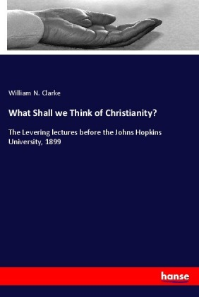What Shall we Think of Christianity? | Dodax.com