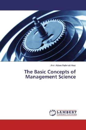 The Basic Concepts of Management Science   Dodax.co.uk