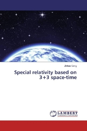 Special relativity based on 3+3 space-time | Dodax.co.jp