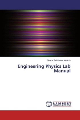 Engineering Physics Lab Manual | Dodax.co.uk