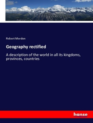 Geography rectified | Dodax.ch