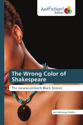 The Wrong Color of Shakespeare   Dodax.at