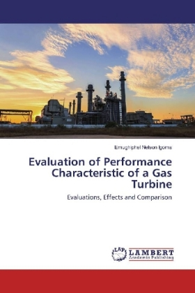 Evaluation of Performance Characteristic of a Gas Turbine | Dodax.ch
