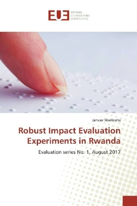 Robust Impact Evaluation Experiments in Rwanda | Dodax.de