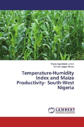 Temperature-Humidity Index and Maize Productivity- South-West Nigeria | Dodax.de
