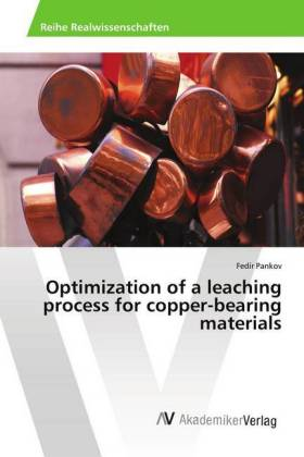 Optimization of a leaching process for copper-bearing materials | Dodax.at