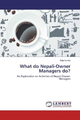 What do Nepali-Owner Managers do? | Dodax.es