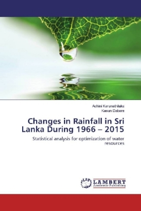 Changes in Rainfall in Sri Lanka During 1966 - 2015 | Dodax.ch