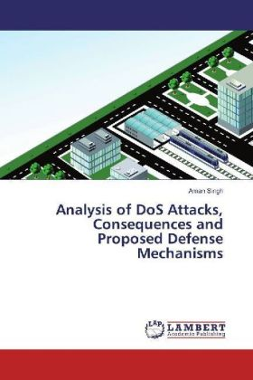 Analysis of DoS Attacks, Consequences and Proposed Defense Mechanisms | Dodax.ch