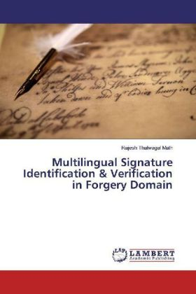 Multilingual Signature Identification & Verification in Forgery Domain | Dodax.nl