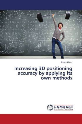 Increasing 3D positioning accuracy by applying its own methods | Dodax.ch