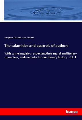 The calamities and quarrels of authors | Dodax.ch