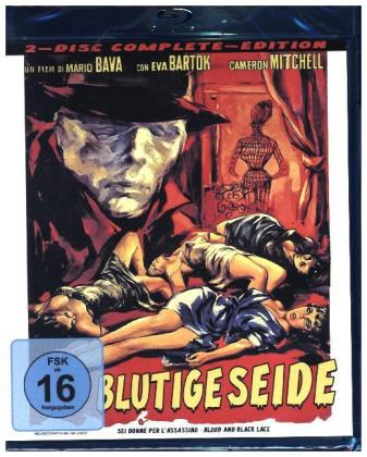 Blutige Seide, 1 Blu-ray + 1 DVD | Dodax.co.uk