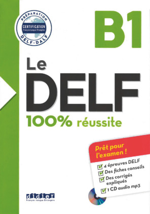 Le DELF / B1 - Buch mit MP3-CD | Dodax.co.jp