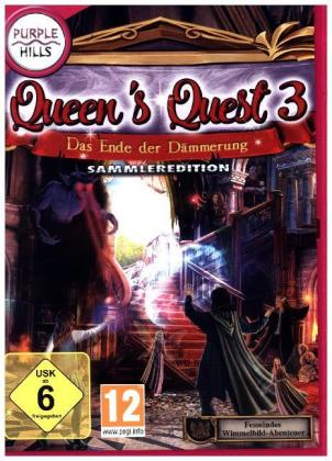 Queens Quest 3 - Das Ende der Dämmerung, 1 DVD-ROM (Sammleredition) | Dodax.co.jp