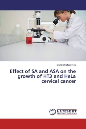 Effect of SA and ASA on the growth of HT3 and HeLa cervical cancer | Dodax.ch