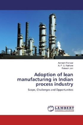 Adoption of lean manufacturing in Indian process industry | Dodax.de