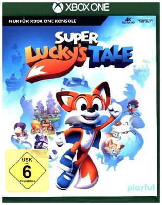 Super Lucky's Tale, 1 XBox One-Blu-ray Disc | Dodax.fr