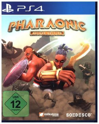 Pharaonic, 1 PS4-Blu-ray Disc (Deluxe Edition) | Dodax.es