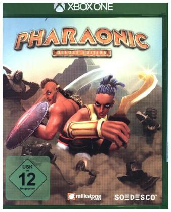 Pharaonic, 1 XBox One-Blu-ray Disc (Deluxe Edition) | Dodax.fr