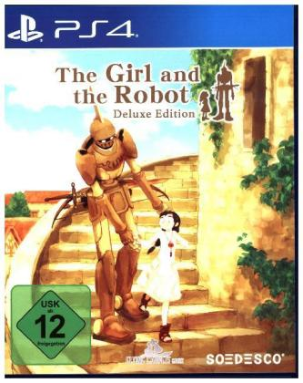 The Girl and the Robot, 1 PS4-Blu-ray Disc (Deluxe Edition) | Dodax.es