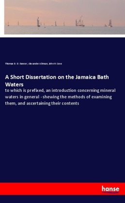 A Short Dissertation on the Jamaica Bath Waters | Dodax.at