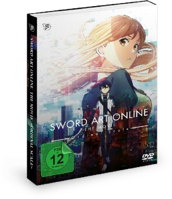 Sword Art Online - The Movie - Ordinal Scale, 1 DVD | Dodax.fr