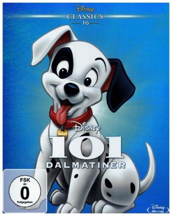 101 Dalmatiner, 1 Blu-ray | Dodax.it