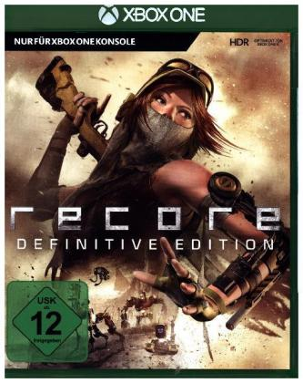 Recore, 1 XBox One-Blu-ray Disc (Definitive Edition) | Dodax.fr