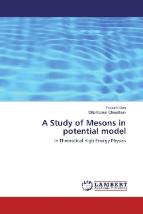 A Study of Mesons in potential model | Dodax.co.uk