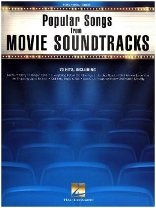 Popular Songs From Movie Soundtracks -Piano, Voice & Guitar Book- | Dodax.co.uk