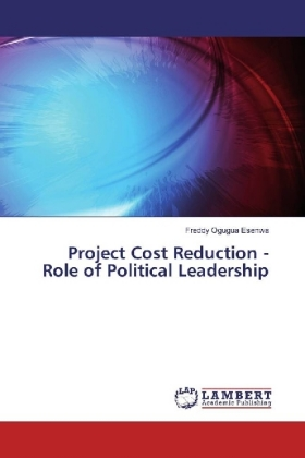 Project Cost Reduction - Role of Political Leadership | Dodax.es