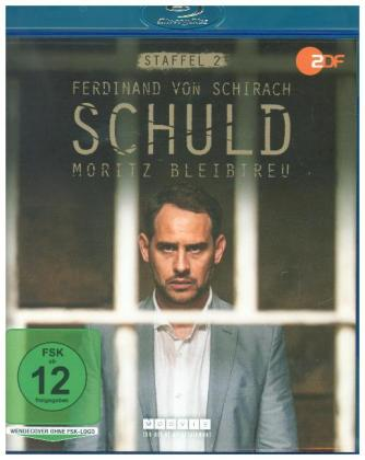 Schuld. Staffel.2, 1 Blu-ray | Dodax.co.uk