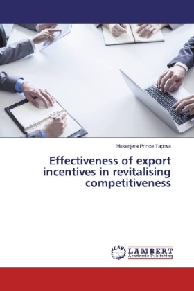 Effectiveness of export incentives in revitalising competitiveness | Dodax.co.uk