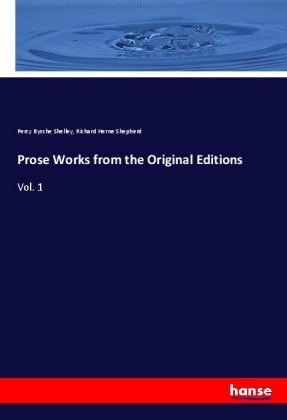 Prose Works from the Original Editions | Dodax.ch