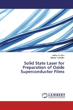 Solid State Laser for Preparation of Oxide Superconductor Films | Dodax.nl
