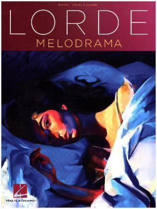 Melodrama -For Piano, Voice & Guitar-   Dodax.co.jp